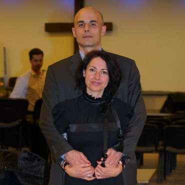 Стоян и Лили Стоянови
